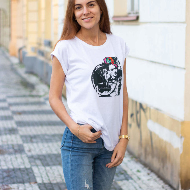 dámské tričko Frida